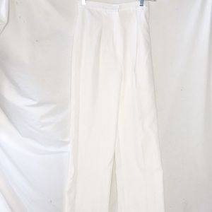 Vintage French Quarters By Balenciaga White Pants